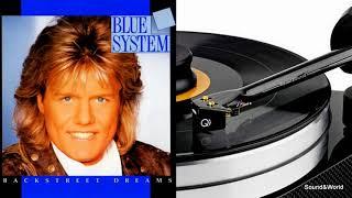 Blue System – Backstreet Dreams (Vinyl, LP, Album) 1993.