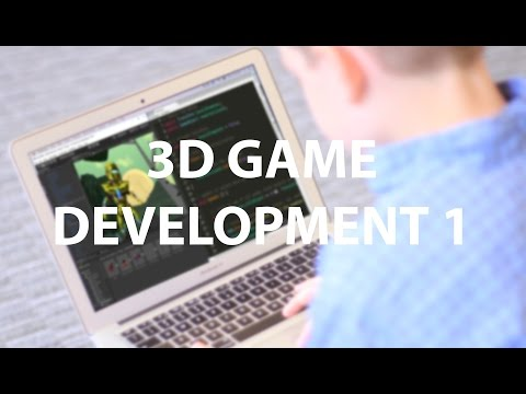 Unity for Kids - 3D Game Development 1
