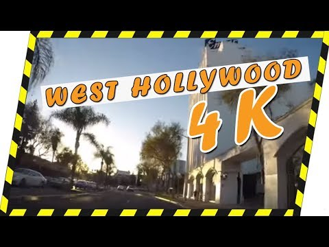 WEST HOLLYWOOD 4K