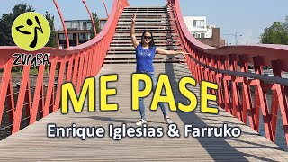 ME PASE ZUMBA   Enrique lglesias   Farruko   Dance Workout   Dance Fitness