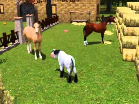 The Sims3 Pets: Horses 1