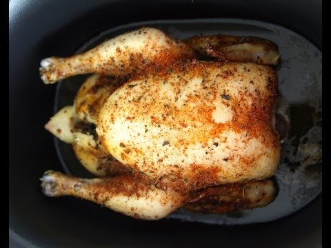 Herbed Chicken in the Crock Pot - Easy Dinner Recipes - Weelicious