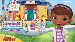 O Mundo Da Doutora Brinquedos Dublado Em Portugues Doutora