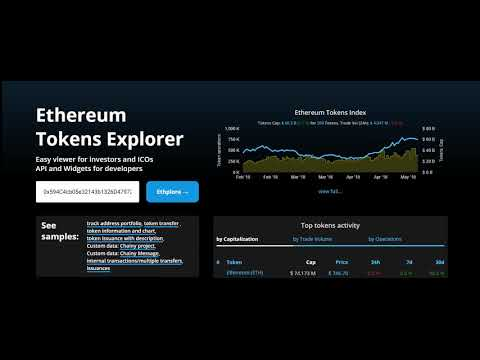 How To Find Your Tokens On MyEtherwallet (e.g. after Airdrop or ICO)