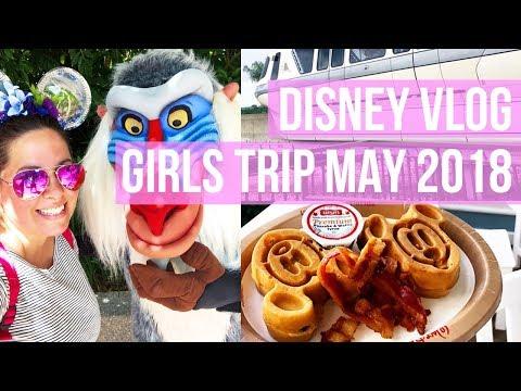 DISNEY VLOG | Beach Club Resort | MAY 2018