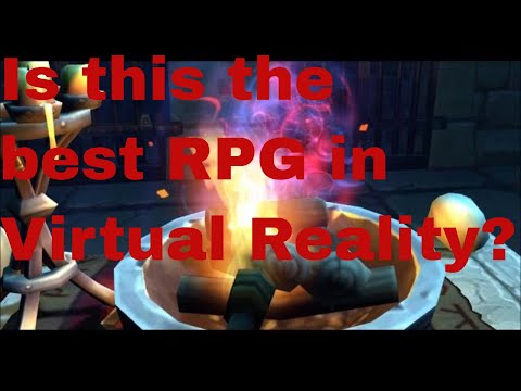 Is this the best RPG in VR? Vanishing Realms