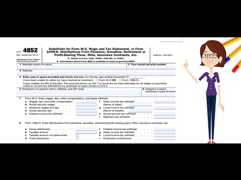 Form W-2 and Form 1099-R (What to Do if Incorrect or Not Received) - Taxation in the USA