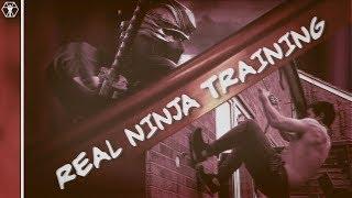 Real Ninja Training (Shinobi Training)