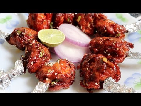 Chicken Lollipop Recipe | Chicken Starter Recipe | Delicious Indian Snack