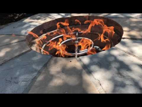 Outdoor Gas Fire Pit Repair