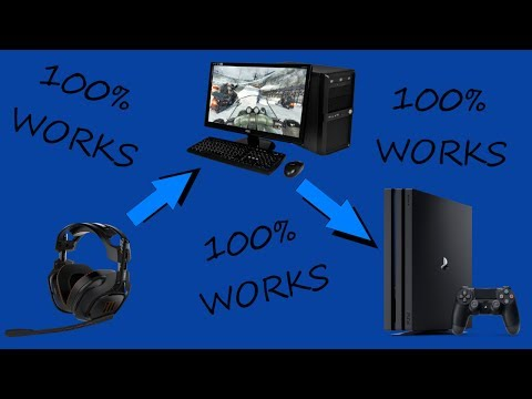 100% Works...Mic with Remote Play...For Playstation 4