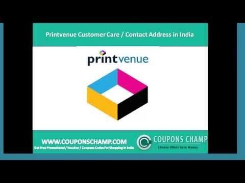 Printvenue Customer Care / Support team Number /Email Id and Office Address in India