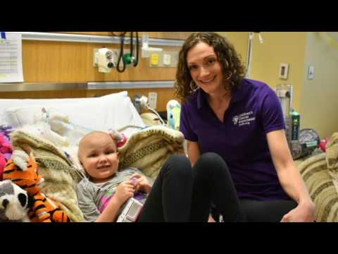 Samantha's Story | Children's Cancer Association