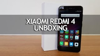 Xiaomi Redmi 4 (Black) Unboxing, Hands on, Benchmarks, Camera Samples and Software Features