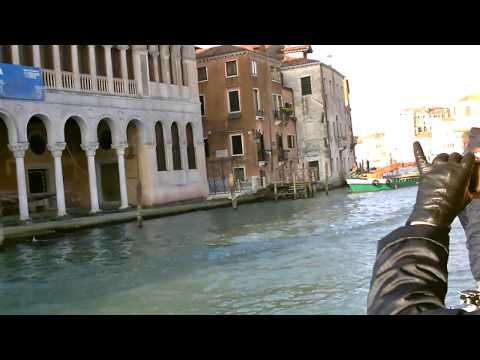 Venice   Water Bus ride to Piazzale Roma for Bus to Airport