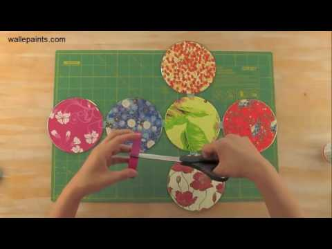 How to Make an Origami Paper CD or DVD Gift Box