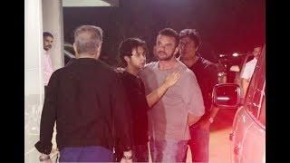Big Fight At Salman Khan's Brother Sohail Khan Son Birthday Party !