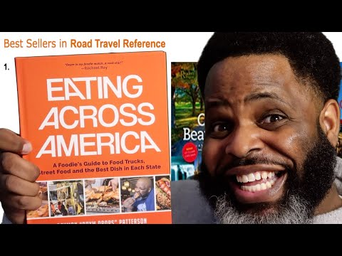 Food Review Hype: THE BOOK! Eating Across America