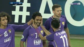Marcus Berg Goal (1-0) - Al-Ain vs Malkia 2018