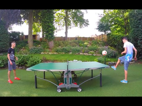 GoPro: Table Football | Footballskills98