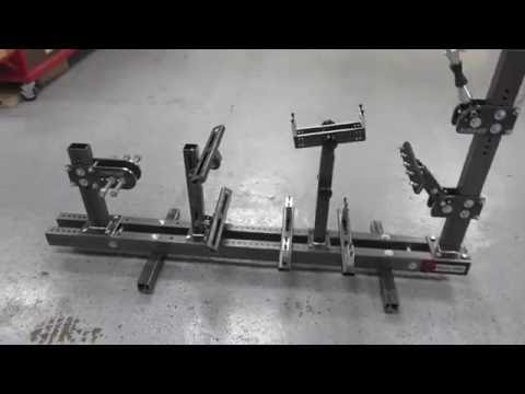 Making a Custom Motorcycle Frame Jig using the Tormach Mill Part 3