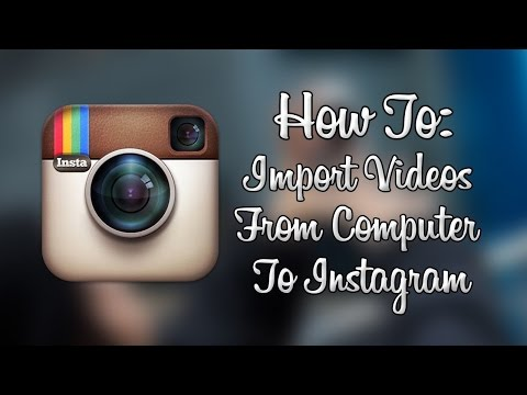 HOW TO UPLOAD PICTURES ON INSTAGRAM FROM PC/COMPUTER 100% WORKING