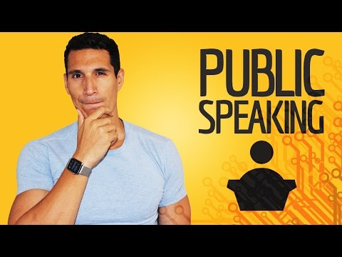 How To Get Better At Public Speaking?