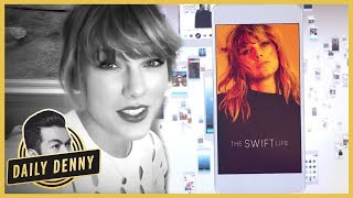 Taylor Swift Previews 'The Swift Life' App & Here
