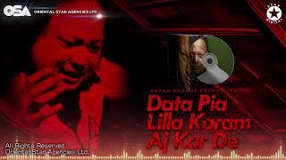 Data Pia Lilla Karam Aj Kar De   Nusrat Fateh Ali Khan   complete full version   OSA Worldwide