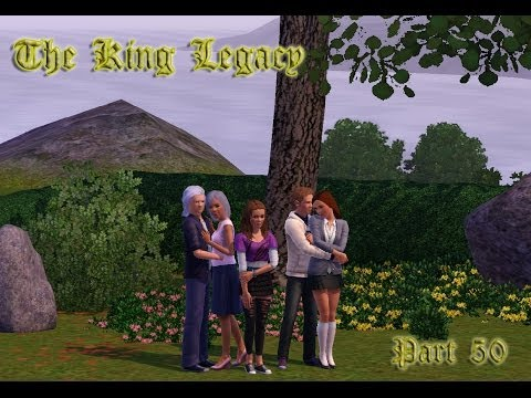 The Sims 3: The King Legacy ~ Part 50 Long Live The King! *Last Part*