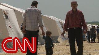 Suspected chemical attack survivors speak to CNN