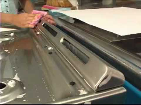 How to Clean Stainless Steel Vent Trim