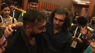 Anurag kashyap crying and hugging Imtiaz Ali at Mukkabaaz screening | ZERO |