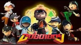 Masih Di Sini OST Boboiboy The Movie( karaoke )