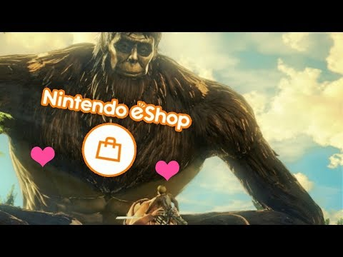 A February Overview of the Nintendo Switch eShop