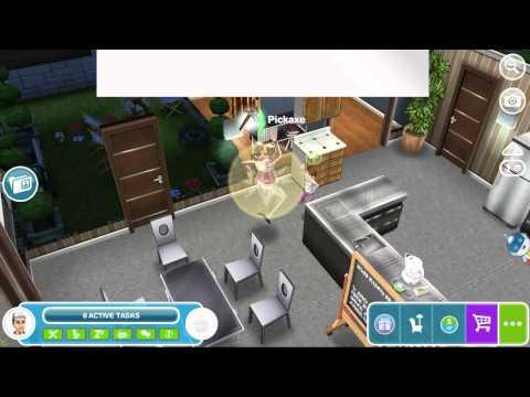 Adopting toddlers+ The Sims Freeplay