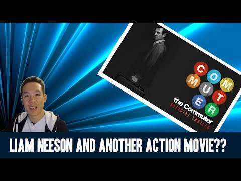 Nukem384 News: Liam Neeson and Another Action Movie???