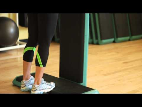 What Exercise Burns the Fat Located Between the Knee & Calf?