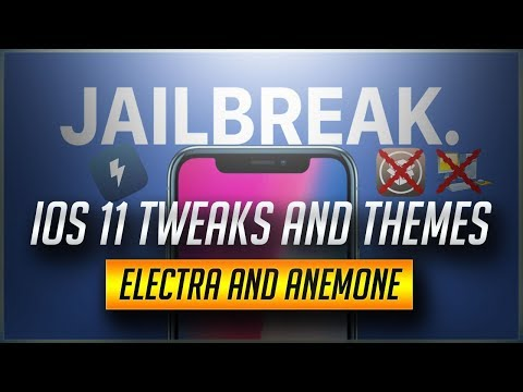iOS 11 Jailbreak Install Tweaks &' Themes! NO CYDIA! NO COMPUTER!