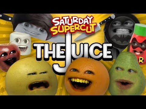 The Juice [Annoying Orange Saturday Supercut]
