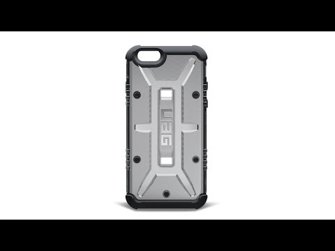 Urban Armor Gear ASH Case for iPhone 6 and 6s