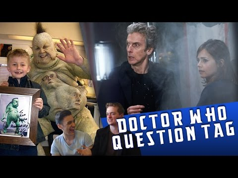 The DOCTOR WHO Tag - With SamG