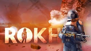 ROKH - SURVIVING HELL ON MARS!! (ROKH Game / ROKH Gameplay) Part 1