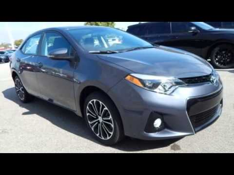 2016 Toyota Corolla Tulsa Broken Arrow, OK #T160120