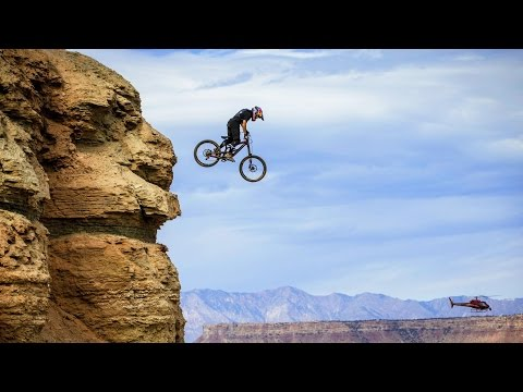 Red Bull Rampage 2016 - Best Moments [Fail/crash/jump]