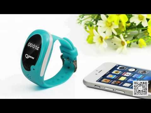 kareme smart watch,gps watch keeping kids safe