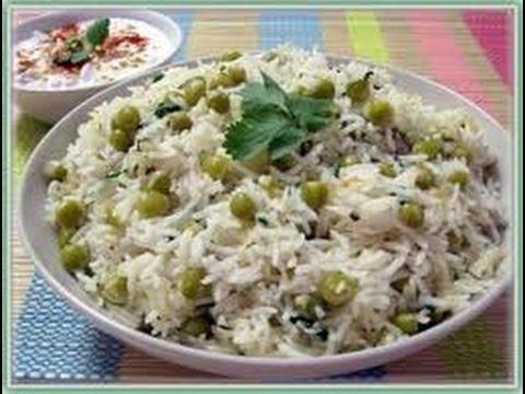 Jeera Matar Rice