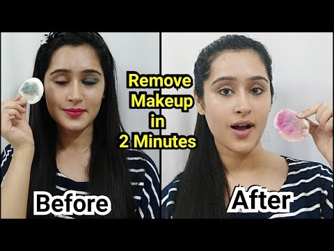How to REMOVE WATERPROOF & HEAVY MAKEUP + GET CLEAR SKIN