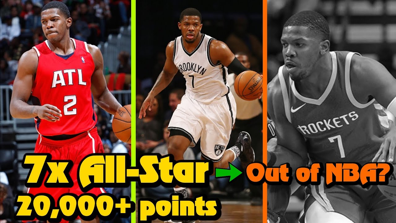 Joe Johnson: The Quietest 7x All-Star In NBA History