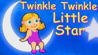 Twinkle Twinkle Rhyme | Hickory Dickory Dock Nursery Song | Animated Rhymes For Kids | Bachpan Tube